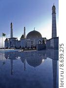 Купить «architecture mosque turkmenistan architectural style», фото № 8639275, снято 15 июня 2019 г. (c) PantherMedia / Фотобанк Лори