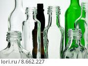 Купить «glass drinks recycling cart trolley», фото № 8662227, снято 18 июня 2018 г. (c) PantherMedia / Фотобанк Лори