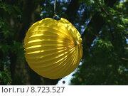 Купить «summer celebration party lantern summerly», фото № 8723527, снято 21 марта 2019 г. (c) PantherMedia / Фотобанк Лори