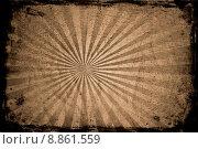 Grunge starburst. Стоковая иллюстрация, иллюстратор Kirsty Pargeter / PantherMedia / Фотобанк Лори