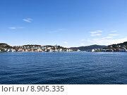 Купить «norwegen kristiansund wasser fjord see», фото № 8905335, снято 22 июля 2019 г. (c) PantherMedia / Фотобанк Лори
