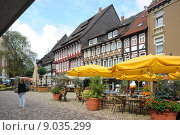 Купить «facade einbeck fachwerkhaeuser city wood», фото № 9035299, снято 24 октября 2018 г. (c) PantherMedia / Фотобанк Лори