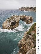 Купить «water sea ocean rock spain», фото № 9083539, снято 8 июля 2020 г. (c) PantherMedia / Фотобанк Лори