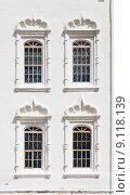 Купить «Четыре окна», фото № 9118139, снято 15 июля 2015 г. (c) Владимир Мельников / Фотобанк Лори
