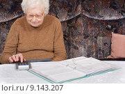 Купить «senior seniors file pensioner granny», фото № 9143207, снято 22 апреля 2018 г. (c) PantherMedia / Фотобанк Лори