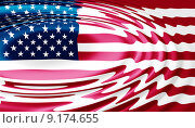 Купить «National flag», фото № 9174655, снято 22 июня 2018 г. (c) PantherMedia / Фотобанк Лори