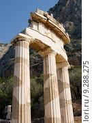Купить «oracle of delphi», фото № 9288275, снято 18 октября 2018 г. (c) PantherMedia / Фотобанк Лори