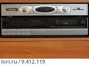 Купить «New DVR with Old VCR», фото № 9412119, снято 17 октября 2018 г. (c) PantherMedia / Фотобанк Лори
