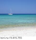 Купить «yacht, Caribbean Sea, Maria la Gorda, Cuba», фото № 9415755, снято 7 декабря 2019 г. (c) PantherMedia / Фотобанк Лори