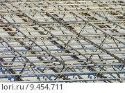 Купить «steel iron concrete armour bauwerk», фото № 9454711, снято 16 февраля 2019 г. (c) PantherMedia / Фотобанк Лори