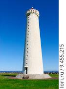 Купить «Poroddsstadir lighthouse», фото № 9455215, снято 21 марта 2019 г. (c) PantherMedia / Фотобанк Лори