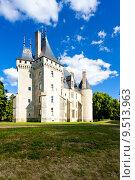 Купить «Meillant Castle, Centre, France», фото № 9513963, снято 3 апреля 2020 г. (c) PantherMedia / Фотобанк Лори