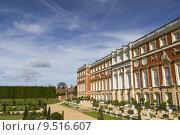 Купить «Hampton Court Palace», фото № 9516607, снято 20 июня 2019 г. (c) PantherMedia / Фотобанк Лори