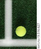 Купить «Tennis Balls», фото № 9516627, снято 16 сентября 2019 г. (c) PantherMedia / Фотобанк Лори
