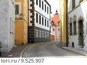 Купить «Old town in Neuburg an der Donau», фото № 9525907, снято 20 мая 2019 г. (c) PantherMedia / Фотобанк Лори