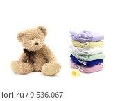 Купить «Teddy Bear», фото № 9536067, снято 24 февраля 2019 г. (c) PantherMedia / Фотобанк Лори