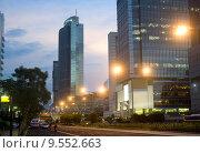 Купить «Jakarta Central», фото № 9552663, снято 17 января 2020 г. (c) PantherMedia / Фотобанк Лори