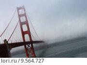 Купить «The Gate and the Fog», фото № 9564727, снято 21 октября 2018 г. (c) PantherMedia / Фотобанк Лори