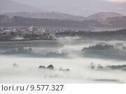 Купить «nature view autumn scenery countryside», фото № 9577327, снято 17 июля 2019 г. (c) PantherMedia / Фотобанк Лори