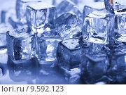 Купить «Melting ice cubes », фото № 9592123, снято 18 ноября 2018 г. (c) PantherMedia / Фотобанк Лори