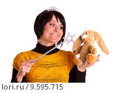 Купить «single wish princess rchenprinz partnersuche», фото № 9595715, снято 17 января 2019 г. (c) PantherMedia / Фотобанк Лори