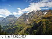 Купить «holiday vacation mountain holidays mountains», фото № 9620427, снято 17 июля 2019 г. (c) PantherMedia / Фотобанк Лори