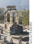 Купить «delphi oracle Greece», фото № 9630851, снято 18 октября 2018 г. (c) PantherMedia / Фотобанк Лори