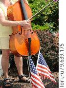 Купить «Veterans day ceremony.», фото № 9639175, снято 3 июля 2020 г. (c) PantherMedia / Фотобанк Лори