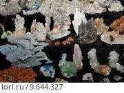 Купить «crystal mineral crystals quartz cavansit», фото № 9644327, снято 11 декабря 2019 г. (c) PantherMedia / Фотобанк Лори