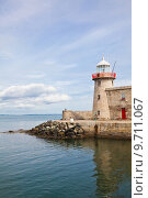 Купить «Howth Lighthouse», фото № 9711067, снято 19 августа 2019 г. (c) PantherMedia / Фотобанк Лори
