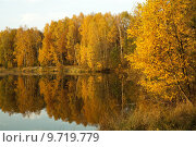 Купить «autumn scenery», фото № 9719779, снято 18 ноября 2017 г. (c) PantherMedia / Фотобанк Лори