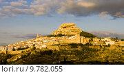 Купить «Morella, Comunidad Valenciana, Spain», фото № 9782055, снято 24 января 2019 г. (c) PantherMedia / Фотобанк Лори