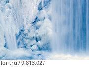 Купить «water winter river ice frozen», фото № 9813027, снято 23 февраля 2019 г. (c) PantherMedia / Фотобанк Лори