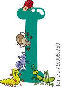 Купить «I for insects», иллюстрация № 9905759 (c) PantherMedia / Фотобанк Лори