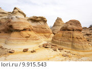 Купить «gorgeous colourful desert formation geology», фото № 9915543, снято 20 июня 2019 г. (c) PantherMedia / Фотобанк Лори