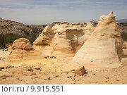 Купить «gorgeous colourful desert formation geology», фото № 9915551, снято 20 июня 2019 г. (c) PantherMedia / Фотобанк Лори