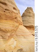 Купить «gorgeous colourful desert formation geology», фото № 9915575, снято 20 июня 2019 г. (c) PantherMedia / Фотобанк Лори