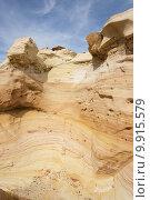 Купить «gorgeous colourful desert formation geology», фото № 9915579, снято 20 июня 2019 г. (c) PantherMedia / Фотобанк Лори