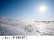Купить «Svalbard Landscape», фото № 9926915, снято 21 марта 2019 г. (c) PantherMedia / Фотобанк Лори