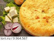Купить «Ossetian pie.», фото № 9964567, снято 24 февраля 2019 г. (c) PantherMedia / Фотобанк Лори
