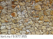 Купить «masonry stone wall rock construction pattern», фото № 9977955, снято 16 октября 2018 г. (c) PantherMedia / Фотобанк Лори