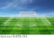 Купить «green sport grass field sports», фото № 9979151, снято 16 августа 2018 г. (c) PantherMedia / Фотобанк Лори