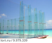 Купить «Paddle sport glass field fron Caribbean sea», фото № 9979339, снято 19 октября 2019 г. (c) PantherMedia / Фотобанк Лори