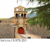 Купить «citadel Jaca Castle fortress military fort Huesca», фото № 9979351, снято 23 апреля 2019 г. (c) PantherMedia / Фотобанк Лори