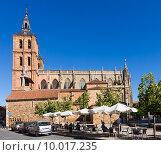 Cathedral of Astorga (2015 год). Редакционное фото, фотограф Яков Филимонов / Фотобанк Лори