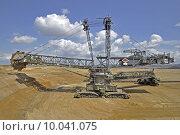 Купить «lignite dredger baggern braunkohlebagger schaufelbagger», фото № 10041075, снято 24 марта 2019 г. (c) PantherMedia / Фотобанк Лори