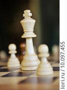 Купить «chess figures», фото № 10097455, снято 21 сентября 2019 г. (c) PantherMedia / Фотобанк Лори