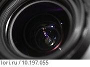 Купить «lens photographic objective aperture doppelbrechung», фото № 10197055, снято 21 сентября 2019 г. (c) PantherMedia / Фотобанк Лори