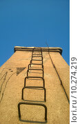 Лестница в небо. Стоковое фото, фотограф городов сергей сергеевич / Фотобанк Лори