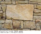 Купить «stone wall», фото № 10297895, снято 16 февраля 2019 г. (c) PantherMedia / Фотобанк Лори